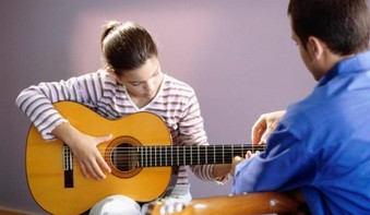 Sign up now to teach guitar
