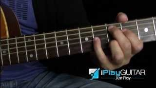 How To Play Dmaj9 (D major ninth) on the guitar.