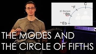 4. The Modes and the Circle of Fifths