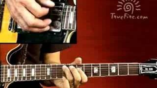 Blues Guitar Lesson - Stormy 2 - Larry Carlton
