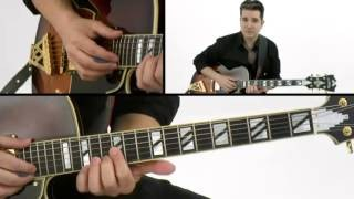 50 Smooth Jazz Licks - #1 - Guitar Lesson - Gil Parris