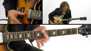 Robben Ford Guitar Lesson - #14 Sixths - Chord Revolution: Foundations