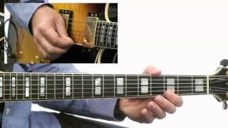 50 Soul Jazz Licks - #19 - Guitar Lesson - Tom Dempsey
