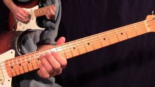 Lenny Solo 1 - Stevie Ray Vaughan - Fast and Slow