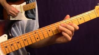 Villanova Junction Solo 1 - Jimi Hendrix - Fast and Slow (HD)