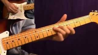 Hey Joe Solo - Jimi Hendrix - Fast and Slow
