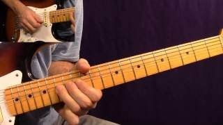 On an Island Solo 2 - David Gilmour - Fast and Slow