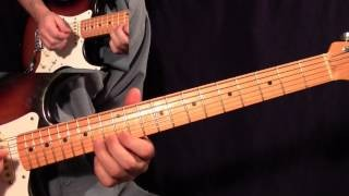 On an Island Solo 1 - David Gilmour - Fast and Slow