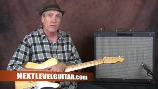 Learn Country lead guitar soloing lesson with Hot Telecaster licks devices techniques and more