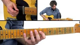 50 Country Masters Licks - #3  - Guitar Lesson - Jason Loughlin