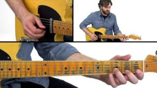 50 Country Masters Licks - #40  - Guitar Lesson - Jason Loughlin