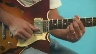 Jazz Guitar Lesson: Minor 2-5-1 Chords