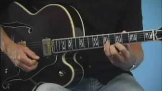 Jazz Guitar Lesson: C Diminished Scale
