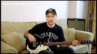 Country Guitar Lesson - Baritone Guitar