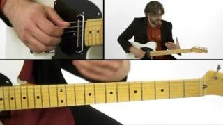 Country Rhythm Guitar Lesson - #26 Outlaw - Jason Loughlin