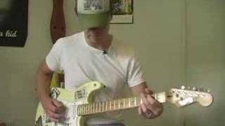 Country Guitar Lesson: Jazz Anticipation