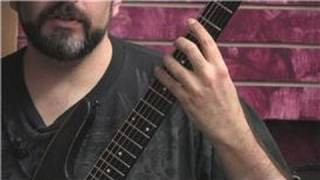 Metal Electric Guitar Lessons : Playing the Heavy Metal Scale