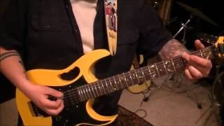 How to play Heavy Metal Love by Helix on guitar by Mike Gross
