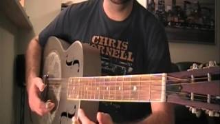 Rambling On Mind Robert Johnson Guitar Lesson Part 1