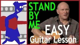 Stand by Me - Easy Guitar Lesson