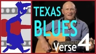 Texas Blues (Verse 4)