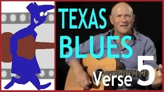 Texas style blues (Verse 5)