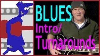 Blues Intro/Turnarounds