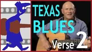 Texas style blues (Verse 2)