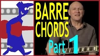 Barre Chords - Part 1