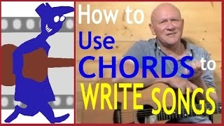 How to Use Chords to Write Songs