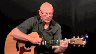 There is only one chord shape on the guitar - Part 2