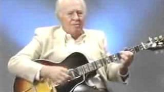 Guitar Lesson - Herb Ellis-Swing Jazz-Soloing & Comping(4-6).flv