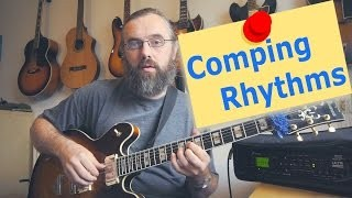 Developing Basic Comping Rhythms
