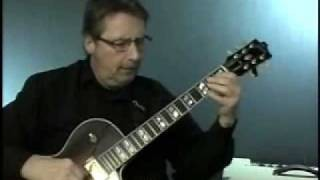 Rhythm Changes Comping Demo Bebop Jazz Guitar.wmv