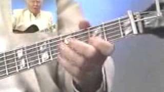 Guitar Lesson - Herb Ellis-Swing Jazz-Soloing & Comping(2-6).flv
