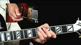 Comping & Soloing #2 - Jazz Up Your Blues - Jazz Blues Guitar Lessons - Frank Vignola
