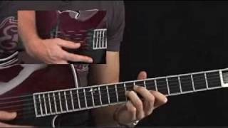 Guitar Lessons - Jazz Combustion - Andreas Oberg - Ballad Comping