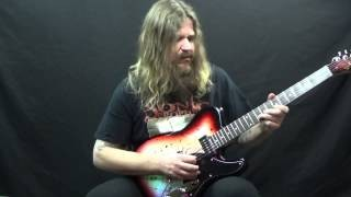 Easy Blues Guitar Lick in B Pentatonic Minor - Blues Guitar Lesson on Pentatonic Licks