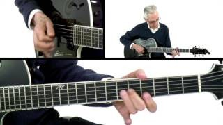 Pat Martino Guitar Lesson: Rhythm Changes: Melody - The Nature of Guitar