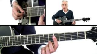 Pat Martino Guitar Lesson: Diminished Parental Form: Dom7 - The Nature of Guitar