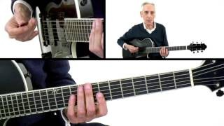 Pat Martino Guitar Lesson: Stairways & Chromaticism - The Nature of Guitar