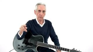 Pat Martino Guitar Lesson: Seven Primaries: Triangle - The Nature of Guitar