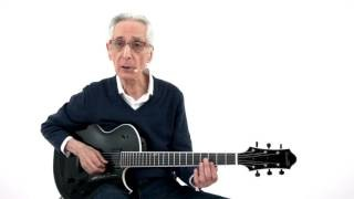 Pat Martino Guitar Lesson: Welcome to a Prayer Breakdown - The Nature of Guitar