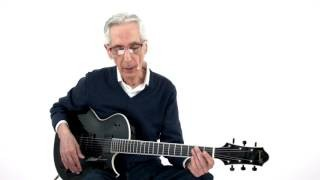 Pat Martino Guitar Lesson: Welcome to a Prayer Overview - The Nature of Guitar
