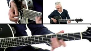 Pat Martino Guitar Lesson: Welcome to a Prayer Performance 1 - The Nature of Guitar