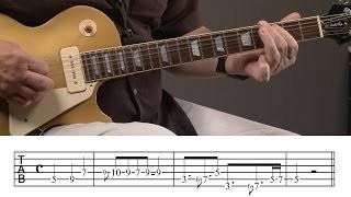 Southern Rock Guitar Solo Lesson
