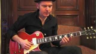 Tighten Up Your Blues - #1 Tweaking the 3rd - Guitar Lesson - Jeff McErlain