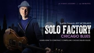 Solo Factory: Chicago Blues - Intro - Jeff McErlain