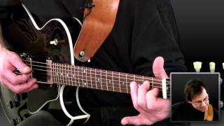 Blues Guitar Lesson - Lightnin' Hopkins Licks