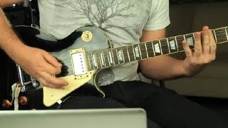 Tips on Setting Guitar Effects for Heavy Metal Leads : Guitar Lessons